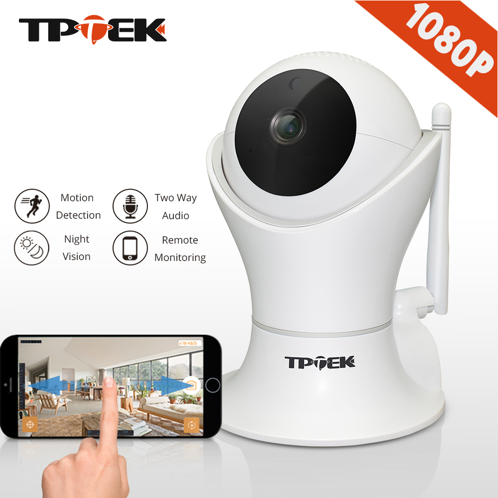 1080P Full HD IP Camera WiFi 2MP Wi-Fi Home Security Wireless Camera CCTV Surveillance Network Camara 1920*1080 Cam Baby Monitor wifi camera 1080p full hd wi fi mini bullet ip camera outdoor waterproof surveillance security network wireless cctv camera p2p