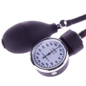 Image 4 - Monitor de presión arterial médica medidor manguito de tonómetro conjunto de estetoscopio esfigmomanómetro de viaje