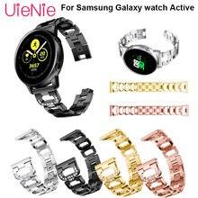Ремешок сменный для samsung galaxy watch active Ширина 20 мм