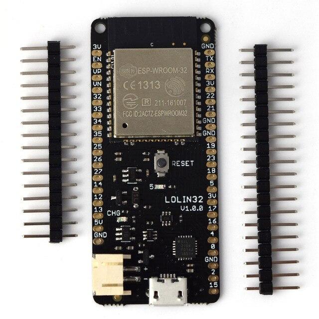 WEMOS LOLIN32 V1.0.0 - wifi & bluetooth board based ESP-32 4MB FLASH