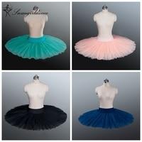 High Quality Children Black Half Ballet Tutu Half Ballet Tutu For Girls Ballet Dress For Girls