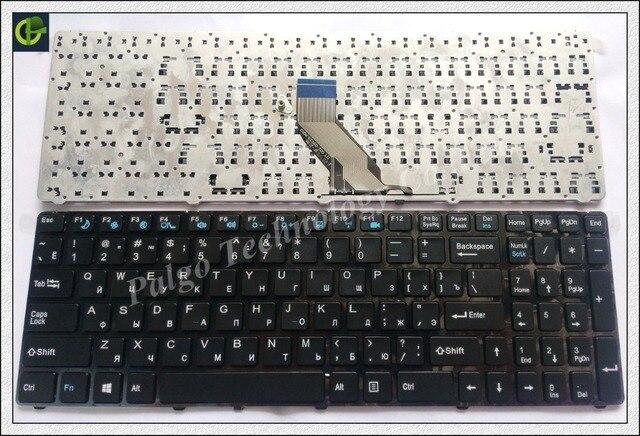 Русская Клавиатура для ноутбука DNS 0157894 0157896 0157899 0157900 0164780 RU ECS MT50 MT50II1 MT50IN MP-09Q36SU-360 82B382-FR7025 Черный