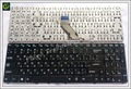 Russian Keyboard for DNS 0157894 0157896 0157899 0157900 0164780 ECS MT50 MT50II1 MT50IN RU MP-09Q36SU-360 82B382-FR7025 Black