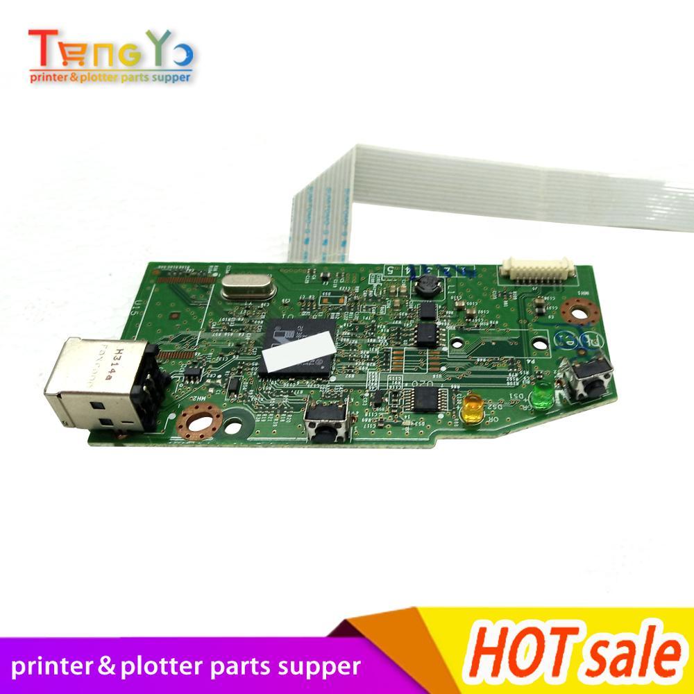 CF427 60001 Logic Main Board Use For HP LaserJet P1102w 1102w HP1102w Formatter Board Mainboard motherboard