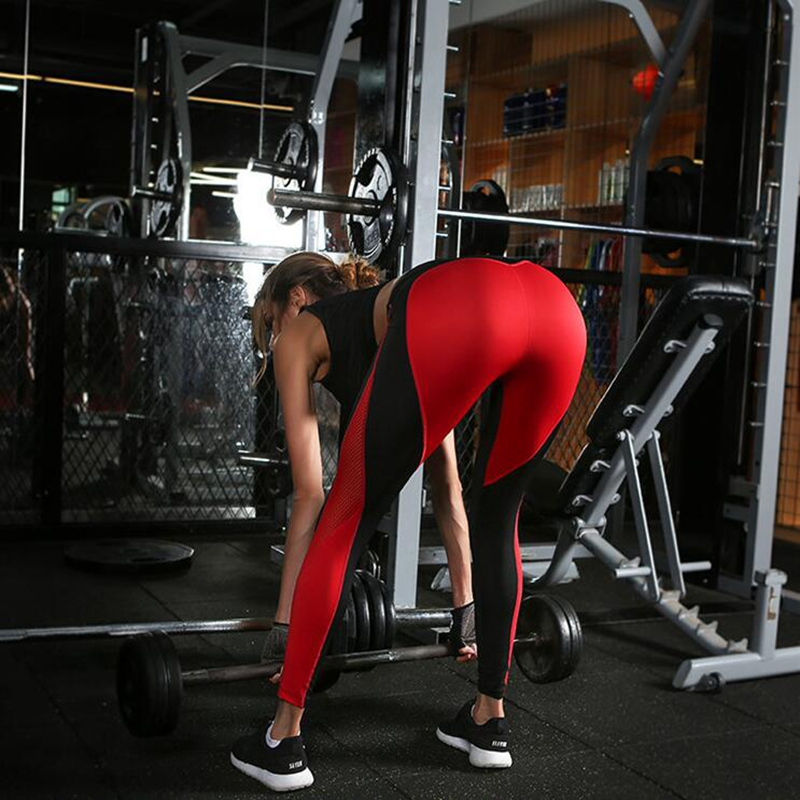 Ladies Sexy Gym Wear Yoga Pants Love design Leggings Workout Tights for Women Heart Booty Pants 5