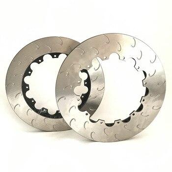 Jekit хорошее качество тормозной диск 370 мм * 36 мм для автомобильных запчастей для JK8520 красный тормозной суппорт для BMW E60 автомобильное колесо
