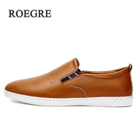 ROEGRE Brand A Bright Surface Song Of Doug Korean Men S Shoes British Men S Shoes