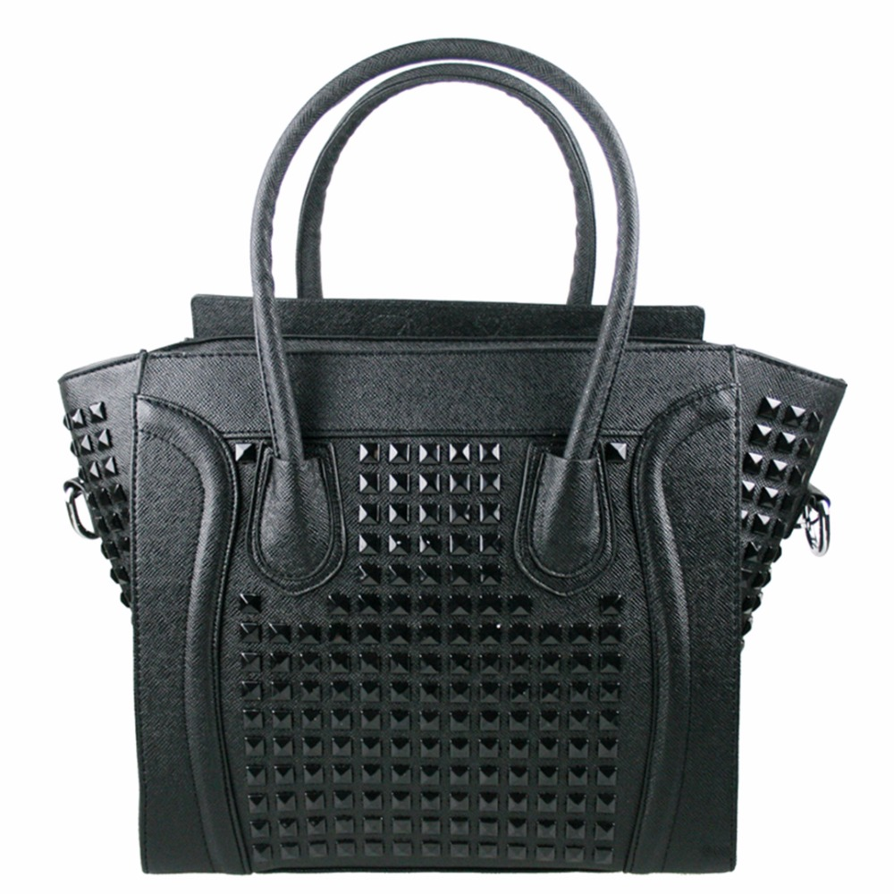 Popular Studded Satchel Bag-Buy Cheap Studded Satchel Bag lots ...
