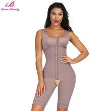 Lover Beauty Woman Underwear Shaper Plus Size Bodysuit Shapewear Lady Waist Corset Girdle Body Slimming Trainer Shapers