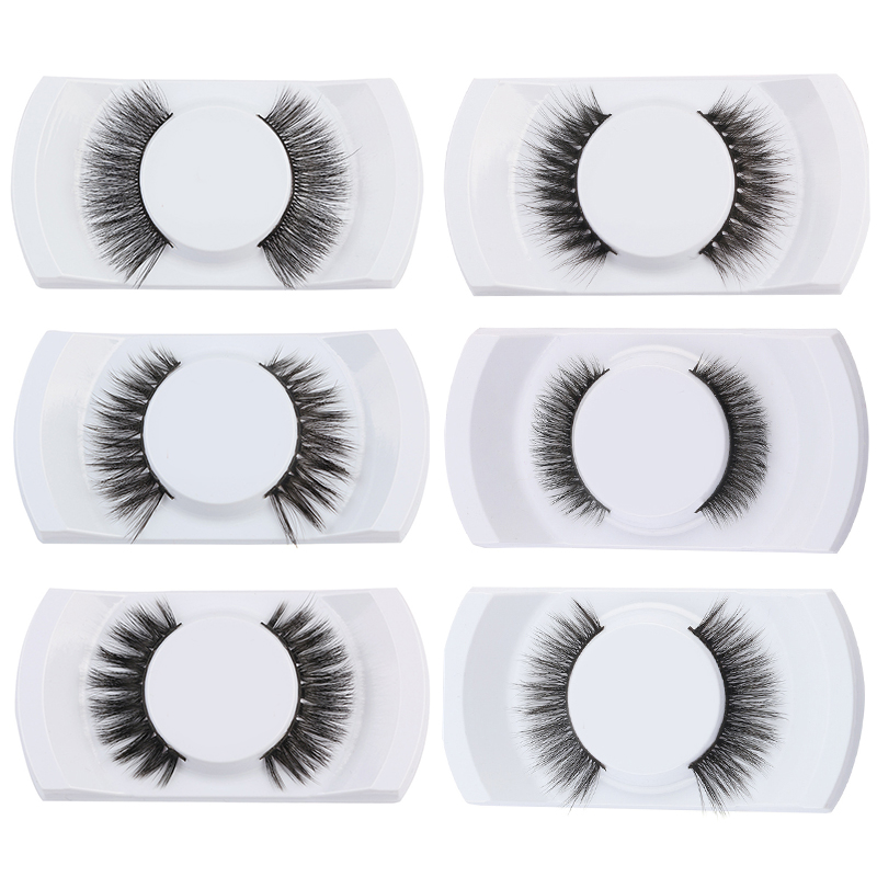 Beauty Essentials Dependable 1 Pair Hot Sale Sexy Beauty 3d Mink False Eyelashes 100% Hand Made Full Strip Black Fake Lashes Eye Makeup For Eyelash Extension