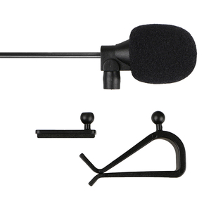 Image 4 - Car Audio Microphone 3.5mm Clip Jack Plug Mic Stereo Mini Wired External Microphone For Auto DVD Radio 3m Long Professionals