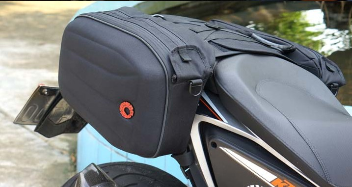 UGlybros ubb07 1 pair of motorcycle saddle bag / outdoor riding pack / rear seat bag / shoulder bag / multifunction bag tartan