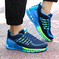 Mens Corredores Formadores Sapatos de Caminhada Masculina Piloto Barato Luz Respirável Moda Casual Krasovki Boty Obuv Calçado Ys 2016 H-039