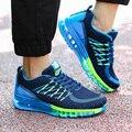 Mens Zapatos Para Caminar Masculinos Corredor Corredores Entrenadores Barato Luz Transpirable Moda Casual Krasovki Boty Obuv Calzado Ys 2016 H-039