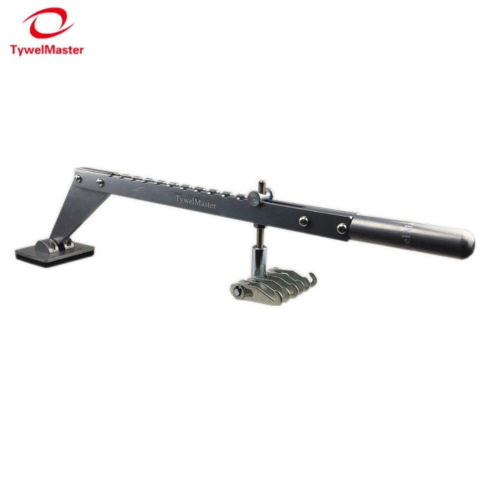 Dent Pull Bar Portable Multi Hook Puller Single Leg Levelling Bar Car Repair Spot Lever Puller