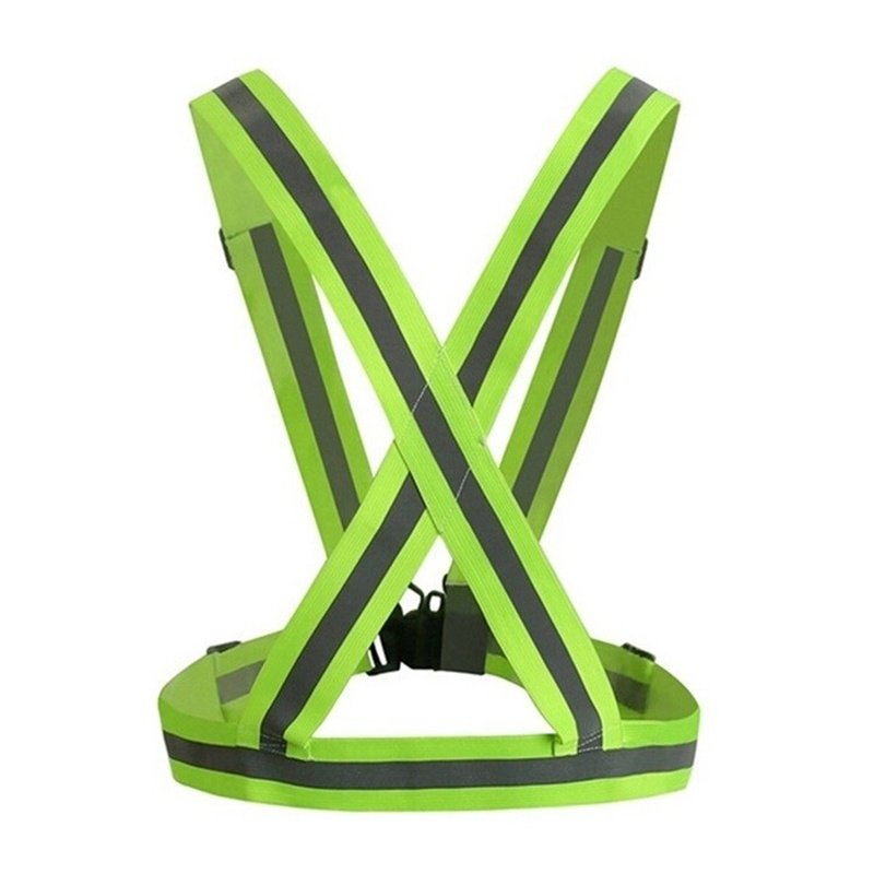 Reflective Safety Vest Strips for Construction Traffic Warehouse Visibility Security Jacket Reflective Strips Work Wear UniformsReflective Safety Vest Strips for Construction Traffic Warehouse Visibility Security Jacket Reflective Strips Work Wear Uniforms