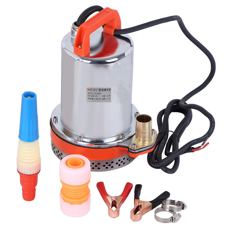 Garden & Patio 1200L/H 240V Farm & Ranch Electric Submersible Pump 370W Deep Well Water Pump 4