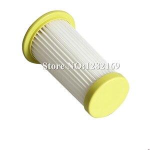 Image 2 - 1x Vacumm Reiniger Teile HEPA filter und 1x Runde Air Outlet Filter ersatz für Philips FC8260 FC8261 FC8262 FC8264
