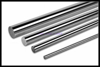 1pcs Outer Diameter 25mm Cylinder Liner Rail Linear Shaft Optical Axis