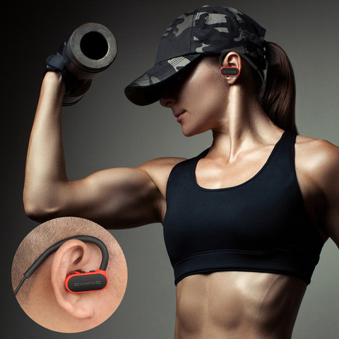 Newest Bluetooth 4.2 Wireless Headphone Stereo Sports Neckband Earbuds In-Ear Lightweight Headset For iPhone For Android Lahore