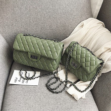 Luxury Brand Female Handbag 2019 Quality PU Leather Women's Designer Handbag Cla