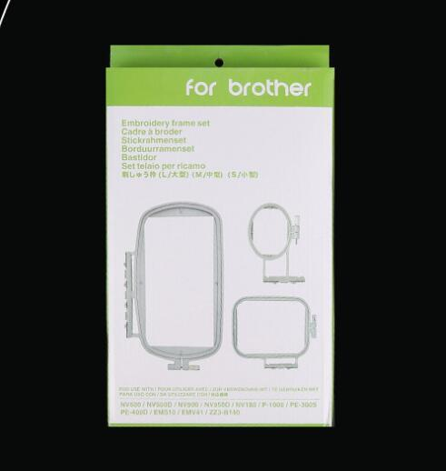 Maszyna do szycia Brother ramka do haftu ramka do haftu NV500 NV500D NV900 NV950D NV180 P-1000 PE-300SPE-400DEMS10 ZZ3-B140