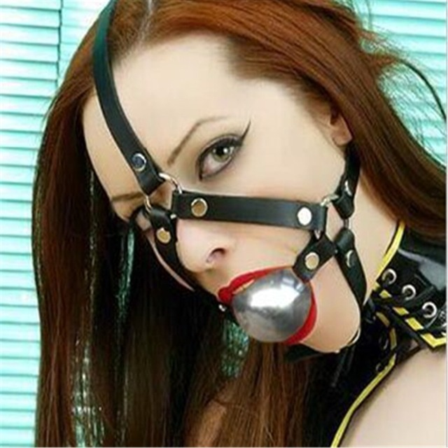 Sex Toys For Womenmouth Gagbondage Harnessadults Sex Gamesflirting