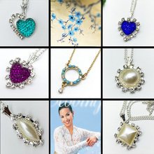 2019 European and American fashion Korean metal pendant lady elegant necklace jewelry special offer