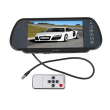 """Top quality Camera 7"""" Color TFT LCD MP5 Car Rear View Mirror Monitor Auto Vehicle Parking Rearview Monitor Car Monitors"""