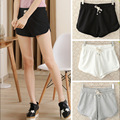 6 Colors Hot Sale European Style Women Shorts Causal Cotton Sexy Home Short Women's Fitness Shorts Loose Fitness Wear WS027