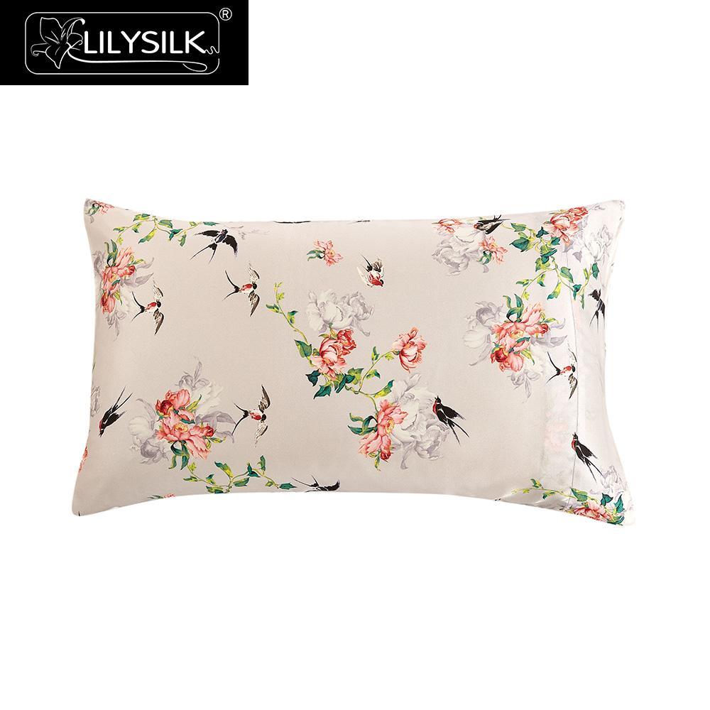 Lilysilk Pillowcase Envelope Closure 16 Momme Terse Silk