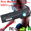 Bateria do portátil para Hp Business Notebook 2710 p EliteBook 2730 p 2740 p 2740 w 2760 p HSTNN-CB45 HSTNN-OB45 HSTNN-XB4X AH547AA BS556AA