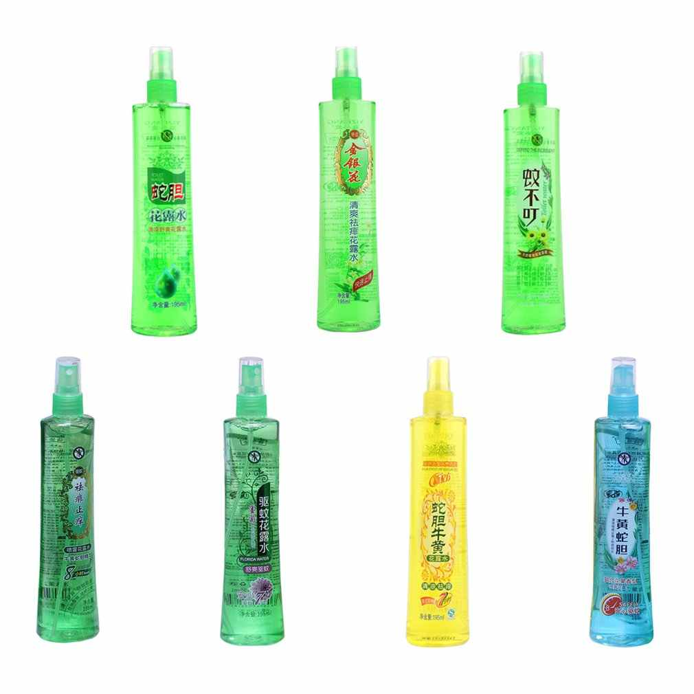 Baby Flower Dew Itch Outdoor Mosquito Repellent Spray Itching