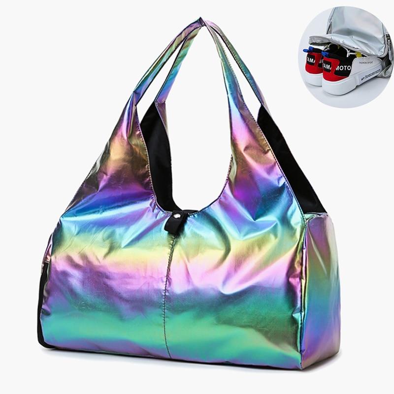 Gym Bags Tas For Fitness Sac De Man Sports Bag For Shoes Woman Training Gymtas Bolsa Deporte Handbags Fashion Travelling Pack