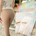 New Ultra thin Sexy pantyhose seamless women mousse texture 15D slim T crotch women's stockings tights thigh high stockings
