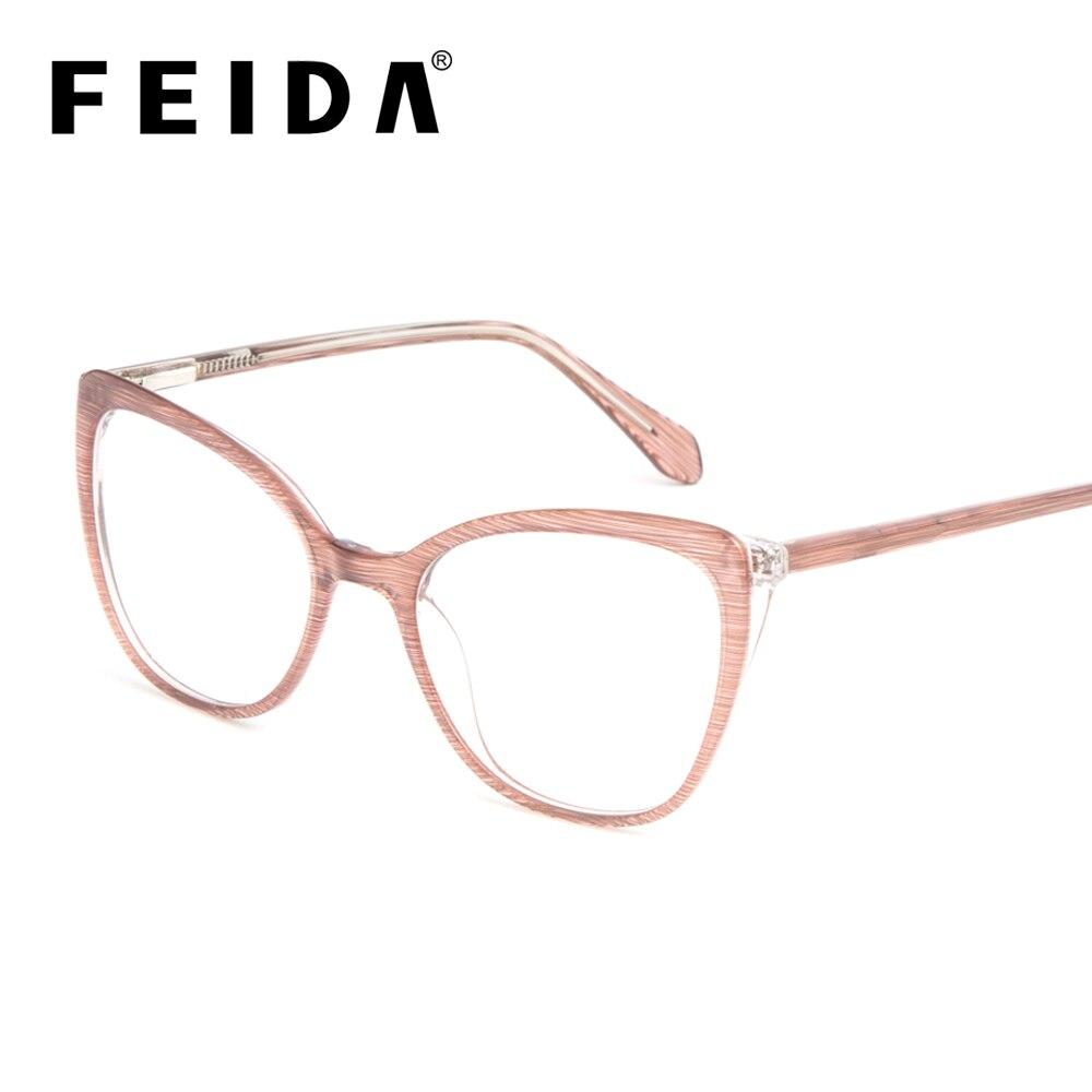 Damenbrillen Der GüNstigste Preis 2019 Neue Rahmen Gläser Frauen Brillen Rahmen Voll Rahmen Runde Retro Lesebrille Klare Linse Gläser Rahmen Fml