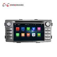 2G RAM Octa Core Android 6 0 Car DVD Player For Toyota Hilux 2012 With GPS