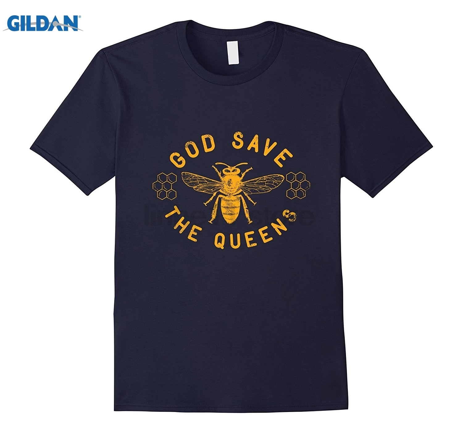 GILDAN Bee Lovers Tee Shirt for the Natural Organic Gardner Womens T-shirt
