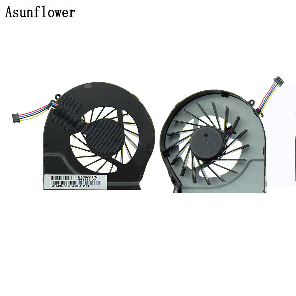 100% NEW Original CUP Cooling Fan For HP Pavilion G6-2000 G6-2240sa G7-2000 Series Laptop 683193-001 Replacement CPU Cooler Fan100% NEW Original CUP Cooling Fan For HP Pavilion G6-2000 G6-2240sa G7-2000 Series Laptop 683193-001 Replacement CPU Cooler Fan