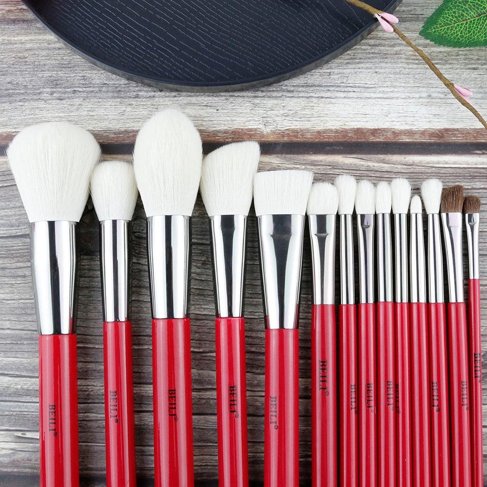 blush eyeshadow sobrancelha eyeliner maquiagem escova ferramentas