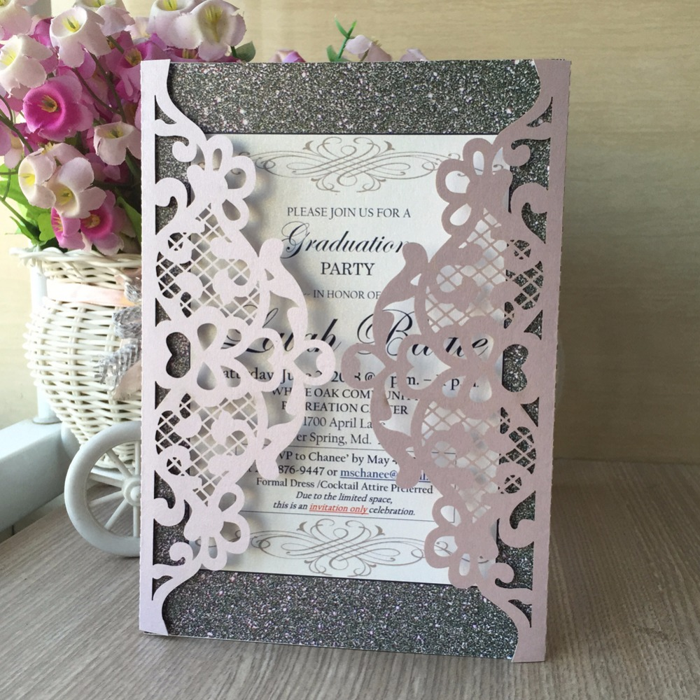 Hot Sale Wedding Invitation Greeting Cards Professional Christmas