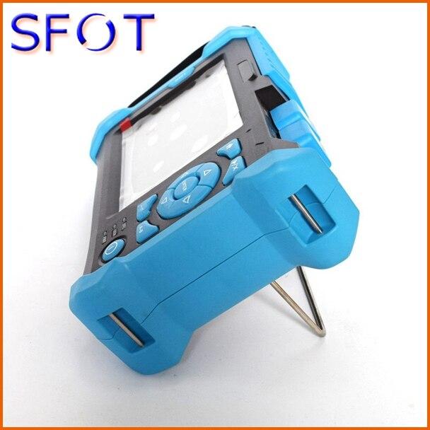 OTDR TR600 PON с 1310/1550SMF + 1625SMF визуальная функция определения местоположения неисправностей оптоволокно, рефлектометр оборудование для тестирования волокна связи