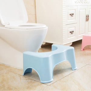 Image 5 - Strongwell 새로운 디럭스 squatty 변기 저렴한 인체 공학적 디자인 화장실 의자 플라스틱 흰색 미끄럼 방지 욕실 화장실 보조 의자