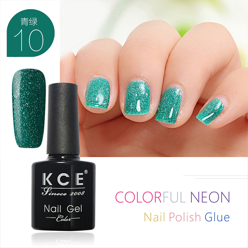 Aliexpress.com : Buy The New Fashion 10ml 12 COLORS Neon Nail Gel ...