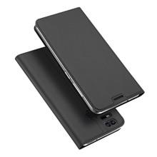Dux DUCIS для ASUS Zenfone3 зум ze553KL кожа случае Pro серии ТПУ кожа Слот для карты Крышка Для Zenfone 3 зум ZE 553KL Coque Капа