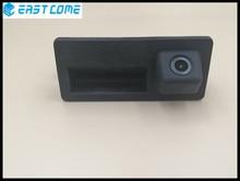 1080P Trunk Handle Car Rear View Reverse Camera For Volkswagen Passat Caddy MK3 Golf Poal plus Audi A4 A6