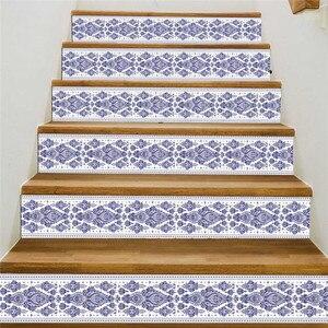 Image 5 - 3D sztuczna na schody naklejki wodoodporna ściana naklejki dekoracje dla domu DIY dekoracja pokoju vinilos decorativos para paredes nowy