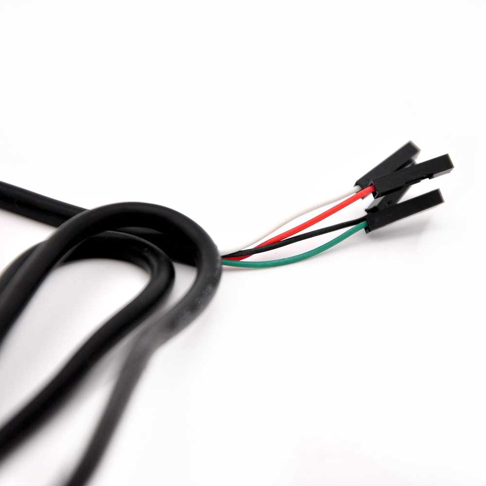 Convertidor automático USB a TTL RS232 UART para Módulo adaptador de Cable COM Dropshipping