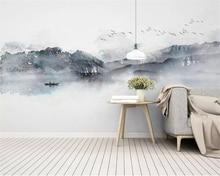 Custom modern photo wallpaper 3D simple and stylish 3D landscape living room bedroom painting mural 3d fresco wallpaper behang