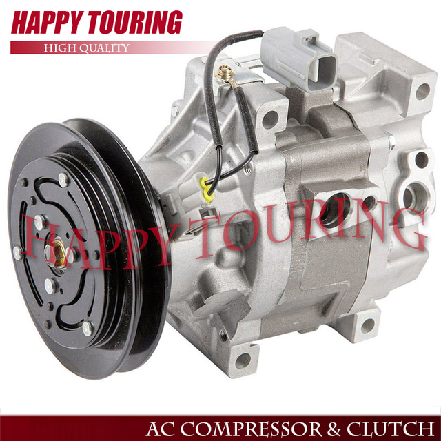 US $103 24 11% OFF|SCSA06C ac compressor for KUBOTA TRACTORS 4472206254  6A671 97110 447220 6254 6A67197110 4472206582 447220 6582-in  Air-conditioning